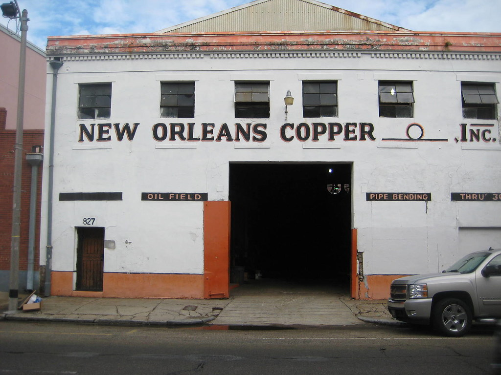 New Orleans Copper