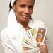 Zoyla con cartas Tarot