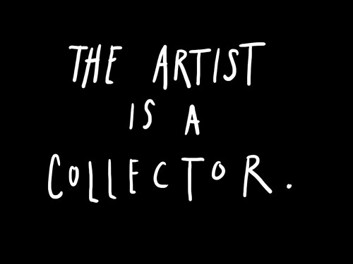 Black and White - how to steal like an artist - by austin kleon - 1