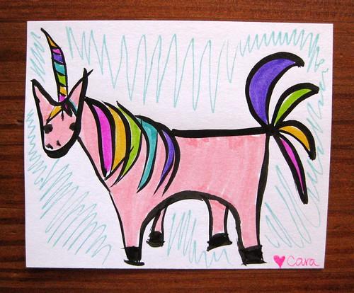 An extra unicorn!