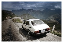 Saab 900 alpine tour (essichgurgn) Tags: auto car championship whitewalls automobile rally champion voiture 99 coche carro carlo monte 95 93 saab macchina 92 900 rallye aero 9000 oto sonett 96 automvil karu svenska carlsson motorcar cotxe  kocsi     samochd  vehculo otomobil   automobiel   vettura   bl avtomobil makin  karru mba          awto oyto actiebolaget carlssonontheroof