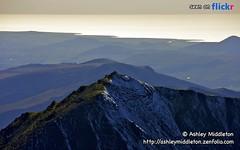 Mount Snowdon (Ashley Middleton Photography) Tags: ocean sea mountain water wales view snowdonia viewpoint placenames mountsnowdon sigma18200mmf3563dcos aerialpix