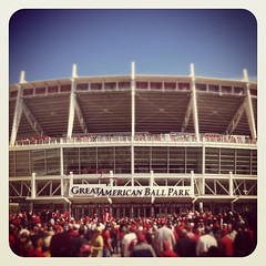 @Reds #OpeningDay 2012