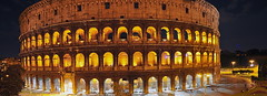 Colosseum (matejcek) Tags: big amphitheatre coliseum amphitheater colloseum biggest colosseo originally flavian coloseo amfiteater