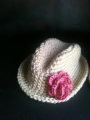 Custom made Cowboy Hat by Melissa