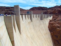 Hoover Dam, Lake Mead National Recreation Area, Nevada (Snuffy) Tags: usa nevada hooverdam lakemeadnationalrecreationarea ringexcellence rememberthatmoment