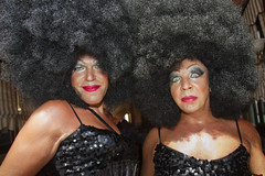 Maspalomas Gay Pride 2012 (Alex Bramwell) Tags: gay portrait man grancanaria fun drag happy costume parade gaypride dragqueen mig 2012 maspalomas