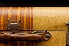 travel (crembosco) Tags: old summer yellow bag nikon viaggio valigia infashion d700 crembosco