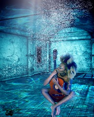 Flow Of the Soul (LeAndraStylez) Tags: ocean new light summer portrait music favorite white lake flower color green art love nature water colors pool beautiful beauty grass yellow yard photoshop canon butterfly