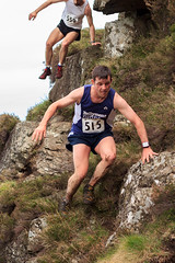 Slieve Donard Race 2014-6237 (cmcm789) Tags: county ireland sea sky irish mountain black mountains water grass stairs race forest canon newcastle landscape athletics lough dale hill may down running climbing land runners series hd northern fell mourne 2014 slieve mournes donard blackstairs slievedonard hillanddale