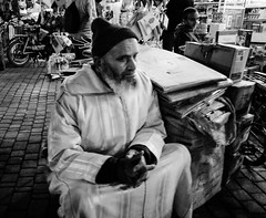 In Marrakesh Souks (David Sousa-Rodrigues) Tags: africa street urban 28mm streetphotography morocco marrakesh souks moroco ricoh ricohgr marrocos souqs
