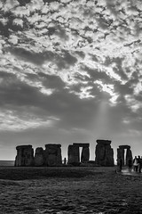 Stonehenge (Chiara Milani) Tags: street wood uk wild england sky blackandwhite italy en cloud dog sun white black building tree green bird english nature grass forest warning canon way photography freedom italian stream university natural cloudy path united dream free kingdom sunny your oxford stonehenge ita romantic cave attention chiara bnw reign canem milani 1100d