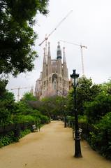 Barcelona (Fiona CATALA) Tags: voyage familia mai gaudi guell sagrada march boqueria jambon iberico