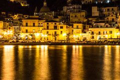 Cetara (LuigiTanese) Tags: sea italy primavera night canon eos reflex amazing flickr mediterraneo italia mare magic luci salerno sud sera cetara 600d