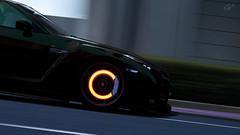 Nissan GT-R (rickyboy123) Tags: wallpaper 6 cars ford sports beautiful mercedes cool italia nissan martin ferrari porsche enzo gran glowing brake hd mustang gt disc bugatti turismo lamborghini aston veyron gtr s7 pagani 458 fxx aventador