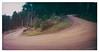 round and round (Keith Midson) Tags: road corner bend tasmania curved gravel neika