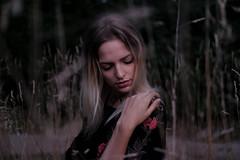 DSCF1828 (Solne Tarrieu) Tags: portrait portraiture girl woman female fujifilm xpro2 red people light beautiful face france black hair 35mm sweet redlips focus bordeaux champs soir personne profondeurdechamp xpro 2 solnetarrieu