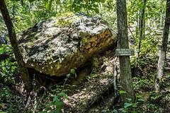 Boulder Slide (ElginCon) Tags: ifttt 500px park nature rock rocks oak mountain slide danger power state boulder earthporn