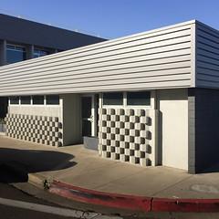 morena blvd. (Chimay Bleue) Tags: midcentury modernism screenblock shadowblock pattern building san diego sandiego architecture modernist