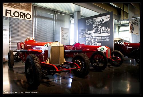 Alfa Romeo & Targa Florio