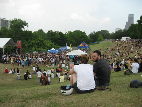 Crowd for HEALTH