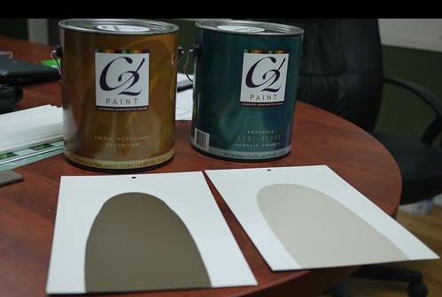 Color matching with C2 paints @Dalyspaint by saigon oi!