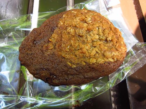 Smooshed Cookie