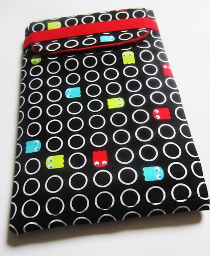 pac man kindle cover closed