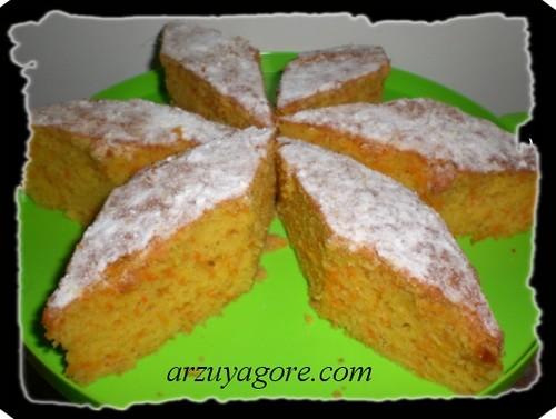 havuçlu kek-2