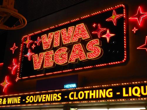 Viva Vegas - Pretty Stars