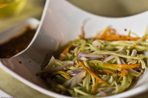 Really good Thai Mango Salad