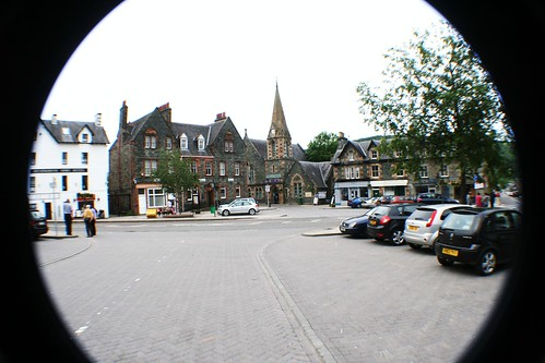 Town Square, Aberfeldy