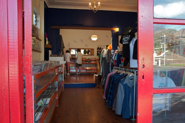 Record stores Sydney - Pigeon Ground Records and Clothing