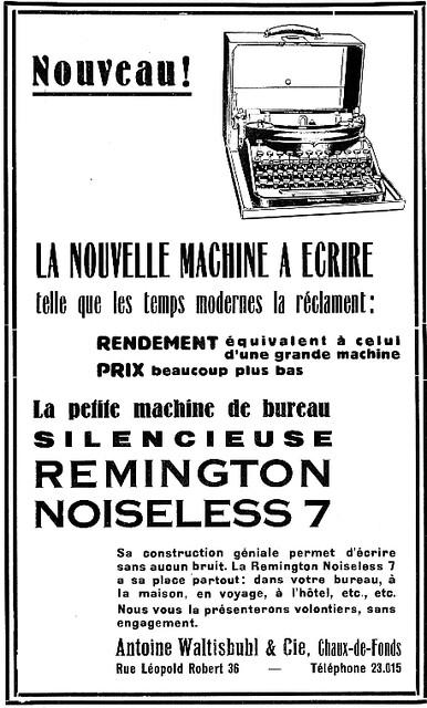 Remington Noiseless 7