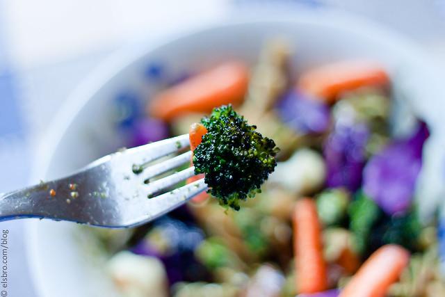 Broccoli for Dinner