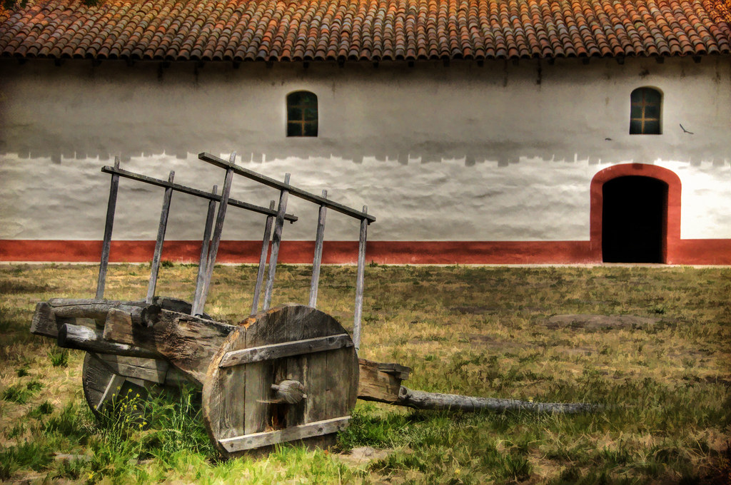 Mission Cart