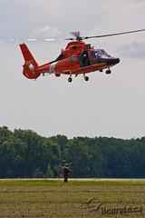 US Coast Guard HH-65C Dolphin