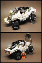 offroader mk1 (The Slushey One) Tags: road one lego halo off warthog offroader slushey