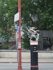 London dragon