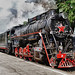 Soviet Steam Locomotive L (