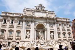 Trevi Fountain (Rome) (AroundtheWorldwithKid) Tags: travel italy rome roma europe italia raw eu australia queensland rtw noosaheads oceania travelwithchildren travelwithkid australiaeasterncoast