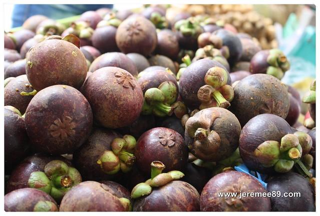 Pesta Durian @ Balik Pulau - Mangosteen 1