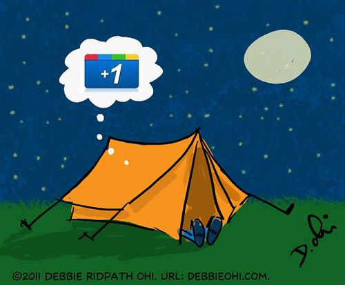 Google+ Comic