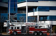 Lionville Fire Company Apparatus Tower 47