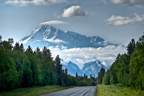 On the road to Denali