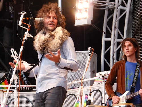 Flaming Lips at Bluesfest 2011
