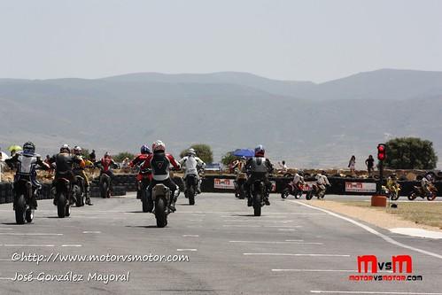 Campeonato CyL Supermotard Kartpetania Segovia