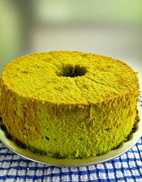 IMG_1369 Pandan chiffon cake