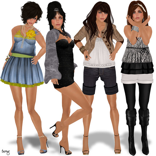 Hair Fair - Part 3 - Line Up