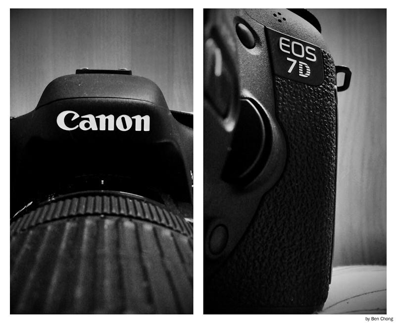 Canon + 7D